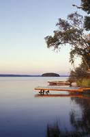Rice Lake, Elmhirst's Resort, Keene, Ontario, Canada