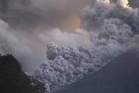 Indonesia, Merapi-Volcano