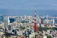 Tokyo Tower,Tokyo,Kanto Region,Honshu,Japan