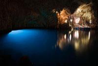 Emerald Cave, Bay of Conca dei Marini, Amalfi Coast, Provinc
