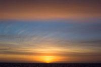 Sunrise,Argentine Basin,South Atlantic Ocean