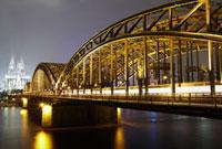 Hohenzollern Bridge,Koln