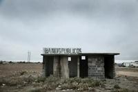 Abandoned Public Washroom, Mexico