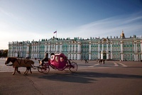 Winter Palace, Hermitage Museum, St Petersburg, Northwestern