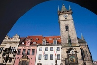 Prague Astronomical Clock, Old Town Square, Old Town, Prague