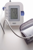 Still Life of Blood Pressure Monitor