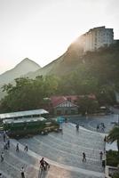 Victoria Peak, Hong Kong Island, Hong Kong, China