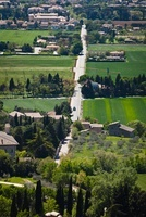Countryside near Assisi, Umbria, Italy