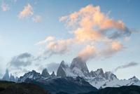 Fitz Roy Massif and Cerro Torre, Los Glaciares National Park