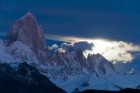 Fitz Roy Massif, Los Glaciares NationalPark, Santa Cruz Prov