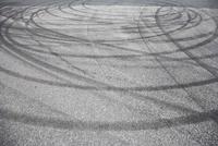 Tire Tracks, Eiken, Vest-Agder, Norway