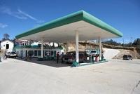 Gas Station, Huehuetanango, Guatemala