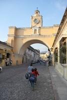 Santa Catalina Arch, Antigua Guatemala,Guatemala