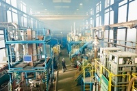 Blast Furnace Testing Environment in Aluminum Factory