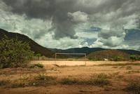Dirt Football Field, near Pacoti, Ceara, Brazil