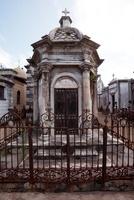 Crypt at Recoleta Cemetery, Buenos Aires, Argentina