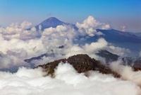 Volcano Chain, Quezaltenango, Guatemala