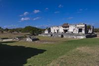 Templo del Dios Descendente, Tulum, Riviera Maya, Quintana Roo, Mexico