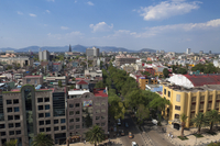 Overview of City, Mexico City, Mexico