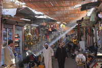 Traditional Souk, Marrakech, Morocco