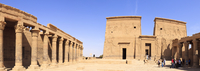Philae Temple of Isis, Agilika Island, Aswan Governorate, Egypt