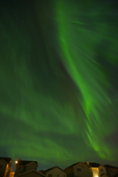 Northern Lights, Beaumont, Alberta, Canada