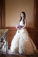 Portrait of Bride 20025311535  写真素材・ストックフォト・画像・イラスト素材 アマナイメージズ