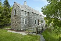 Kent Cottage, Brigus, Avalon Peninsula, Newfoundland, Canada