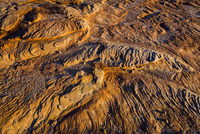 Rock Formations and Land Patterns, Red Bluff, Kalbarri, Western Australia, Australia