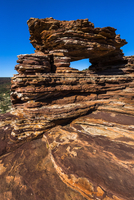 Nature's Window, the Loop, Kalbarri National Park, Western Australia, Australia