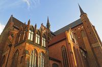 St.-Georgen-Kirche, Wismar, Mecklenburg-Vorpommern, Germany, Europe