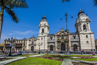 Cathedral of Lima, Plaza de Armas, Lima, Peru