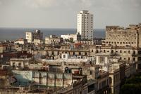 Cityscape of Havanna, Cuba
