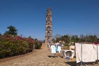 Torre de Manacas-Iznaga, Valle de los Ingenios, Trinidad de Cuba, Cuba
