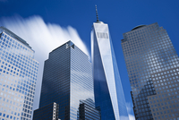 One World Trade Centre, Lower Manhattan, New York City, New York, USA