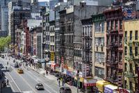 Street Scene, Chinatown, New York City, New York, USA