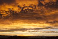 Sunset, Big Bend National Park, Texas, USA