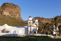 Ermit de Nuestra Senora de las Nieves (Shrine of Our Lady of the Snows), Agaete, Gran Canaria, Las Palmas, Canary Islands