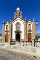 Early 19th century church (Iglesia de Santa Lucia), Santa Lucia de Tirajana, Gran Canaria, Las Palmas, Canary Islands