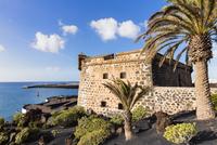 Castillo de San Jose accomodates the Museo Internacional de Arte Contemporaneo (Contemporary Art Museum), Arrecife, Lanzarote, L
