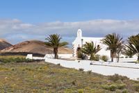 Eremita de Nuestra Senora de Regla, La Vegueta, Tinajo, Lanzarote, Canary Islands, Spain