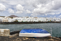 Little Fishing Village, Punta Mujeres. Lanzarote, Canary Islands, Spain