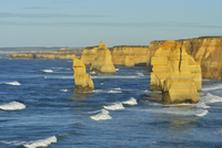 Limestone Stacks, The Twelve Apostles, Princetown, Great Ocean Road, Victoria, Australia