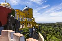 Palacio da Pena, UNESCO World Heritage Site, Sintra, Portugal