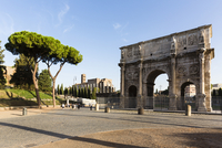 Arch of Constantine, UNESCO World Heritage Site, Rome, Italy