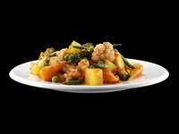 Vegetable Stew editorial food