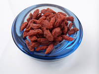A bowl of goji berries