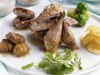 Partridge meal