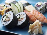 Sushi 20025327320| 写真素材・ストックフォト・画像・イラスト素材|アマナイメージズ