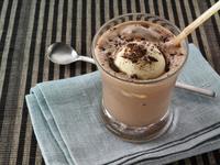 Chocolate smoothie 20025327393| 写真素材・ストックフォト・画像・イラスト素材|アマナイメージズ